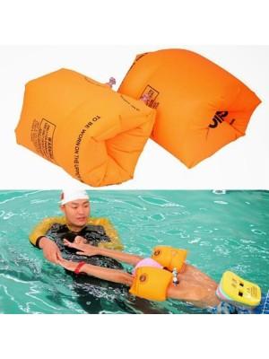 2 PCS Gonflable Air ManchesLa natation sécurité Bras Bague Flottant Pour Adultes Enfant