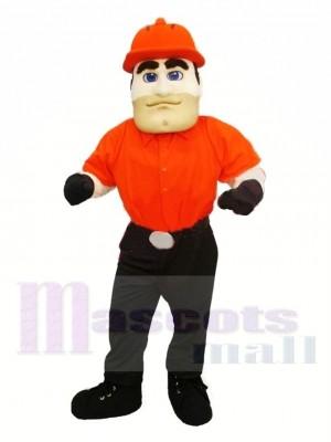 Ingénieur de puissance Costume de mascotte