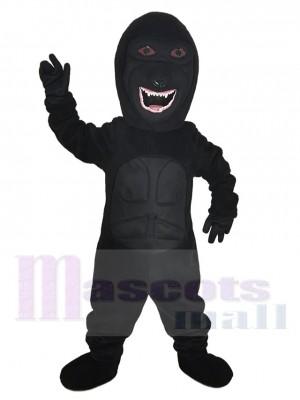 Gorille costume de mascotte