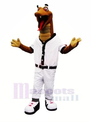 Adulte Base-ball Serpent Mascotte Les costumes Animal