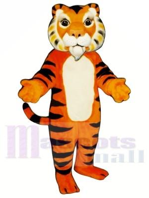 Tigre de l'Inde Costumes De Mascotte