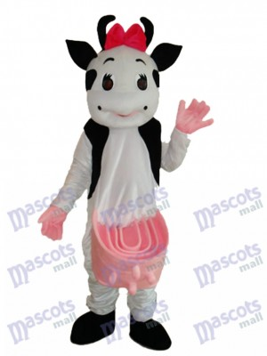 Mascotte de vache Costume adulte Animal