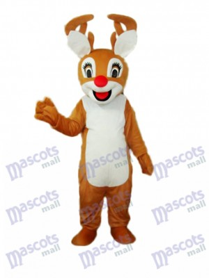 Bambi Mascotte Costume Adulte Animal
