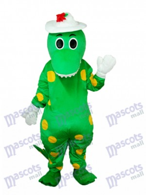 Dorothy Dinosaur Mascotte Costume adulte Animal
