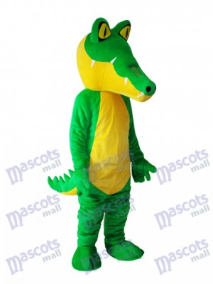 Mascotte de dinosaure à longue bouche Costume adulte Animal