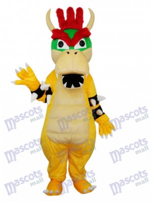 Mascotte de Tyrannosaure Costume adulte Animal