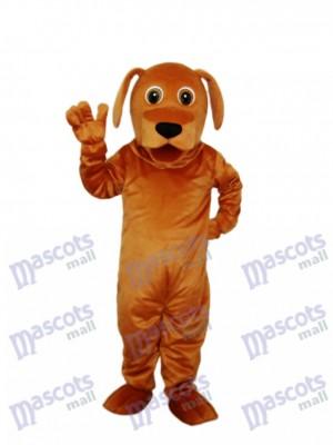 Déguisement de mascotte Golden Dog Animal
