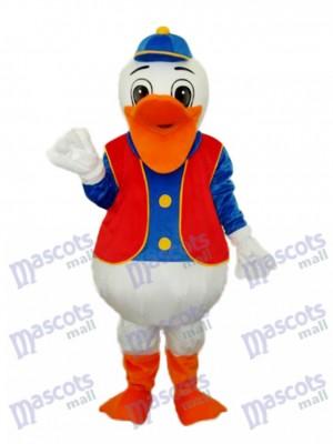 Déguisement de mascotte Hippie Duck Costume Animal