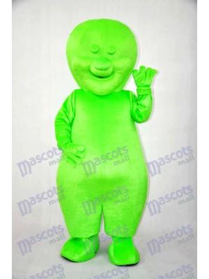 Jelly bébé nourriture mascotte costume mascotte costume adulte