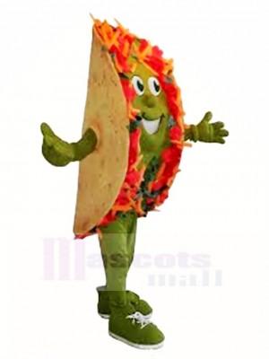 Taco Food Costume de mascotte