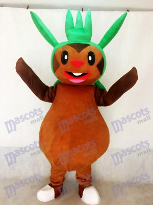 Chespin Pokemon Pokémon GO Pocket Monster Grass Type Chespie Mascot Costume