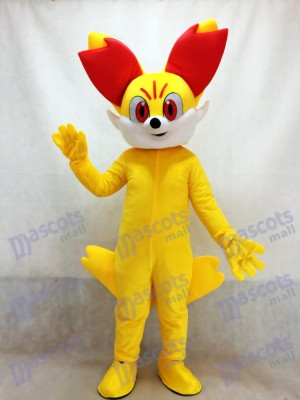 Pokémon Pokémon GO Pocket Monster Costume de mascotte Fenné