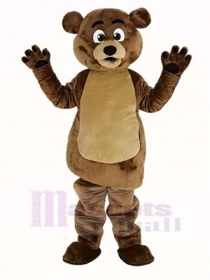 Bob Ours Mascotte Costume Animal