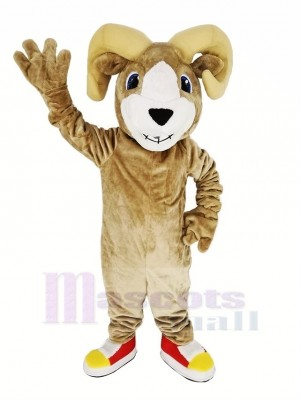 sport RAM Mascotte Costume