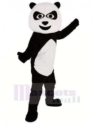Base-ball Panda Mascotte Costume Animal