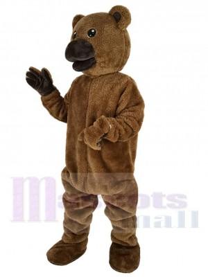 Ours costume de mascotte