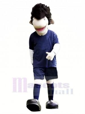 Cool Adulte Anguille Mascotte Costume Dessin animé