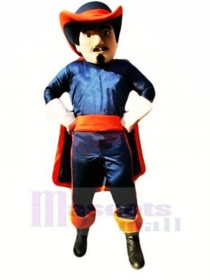 Cool Cavalier Mascotte Costume Gens