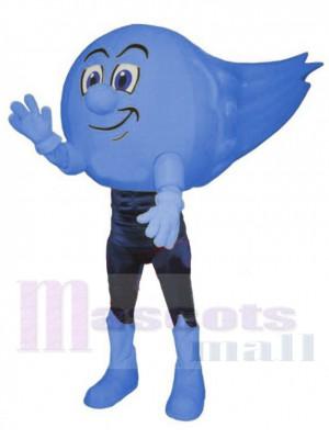comète costume de mascotte