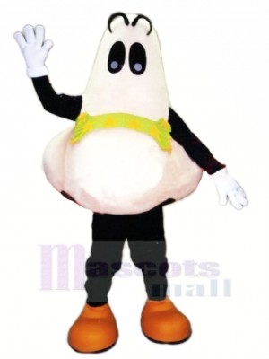 Mignonne Nez Mascotte Costume Dessin animé