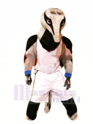 Des sports Fourmilier Mascotte Costume Dessin animé