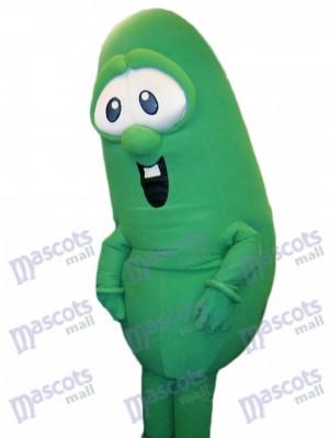 Larry le Concombre Mascotte Costume Veggie Contes Dessin animé