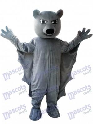 Batte noire Mascotte Costume Animal