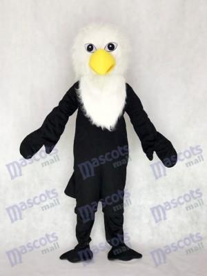 Déguisement Mascotte Aigle Noir Aigle Animal