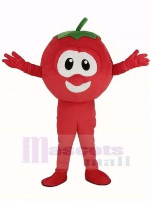 VeggieTales Personnage Tomate Bob Mascotte Costume Dessin animé