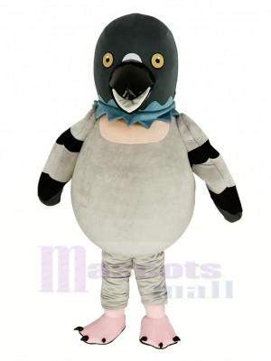 Mignonne Pigeon Oiseau Mascotte Costume Animal