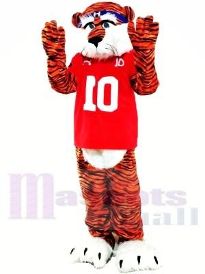 Tigres Auburn professionnels Costumes De Mascotte