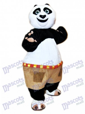 Kungfu Panda Karaté Mascotte Adulte Costume Drôle