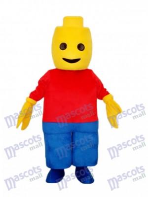 Figues Garçon Mascotte Adulte Costume Dessin animé Gens