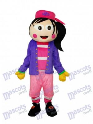 Femelle Pirates Mascotte Adulte Costume Dessin animé Gens