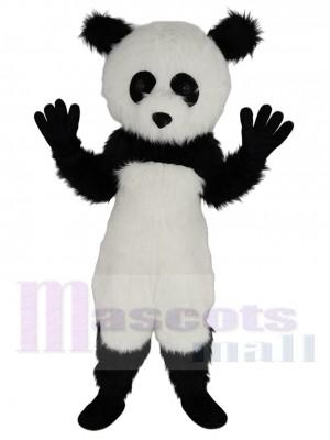 Panda costume de mascotte