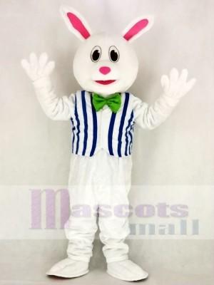 Marrant Pâques lapin avec Gilet Mascotte Costume École