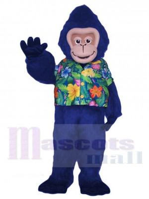 Gorille Singe maskottchen kostüm