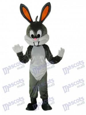 Costume adulte de mascotte Bunny bugs de Pâques Animal