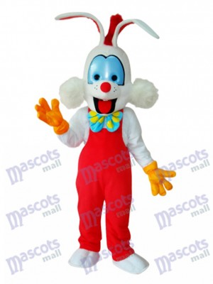 Déguisement de Pâques Roger Rabbit mascotte Animal