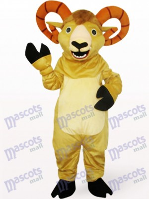 Costume de mascotte animal antilope