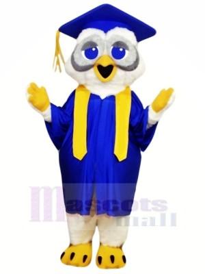 Haute Qualité Professeur Hibou Mascotte Les costumes