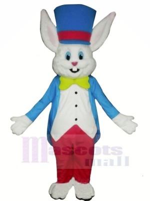 Mignonne la magie lapin Mascotte Les costumes Dessin animé
