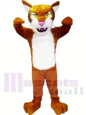 Féroce Poids léger tigre Costumes De Mascotte