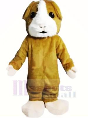 Charmant marron Hamster Mascotte Costume Pas cher