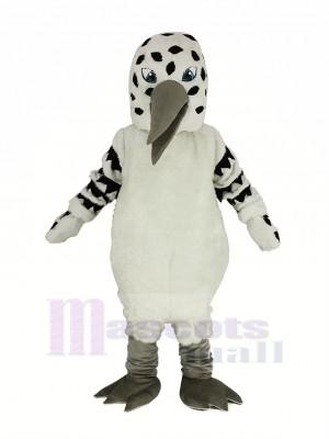 Nouveau Noir et blanc Bécasseau Oiseau Mascotte Costume Animal