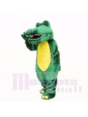 Amical Poids léger Alligator Costumes De Mascotte Dessin animé
