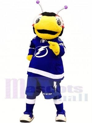 Tampa baie Foudre Thunderbug Costume de mascotte