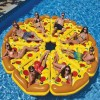 Gonflable Pizza bassin Flotteurs Bague Pour Adulte Les enfants