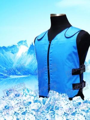 Gilet de refroidissement Système de refroidissement Avec 8 Sac de glace Pour Costume de mascotte