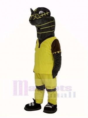 Serpent Mer Mascotte Costume Animal